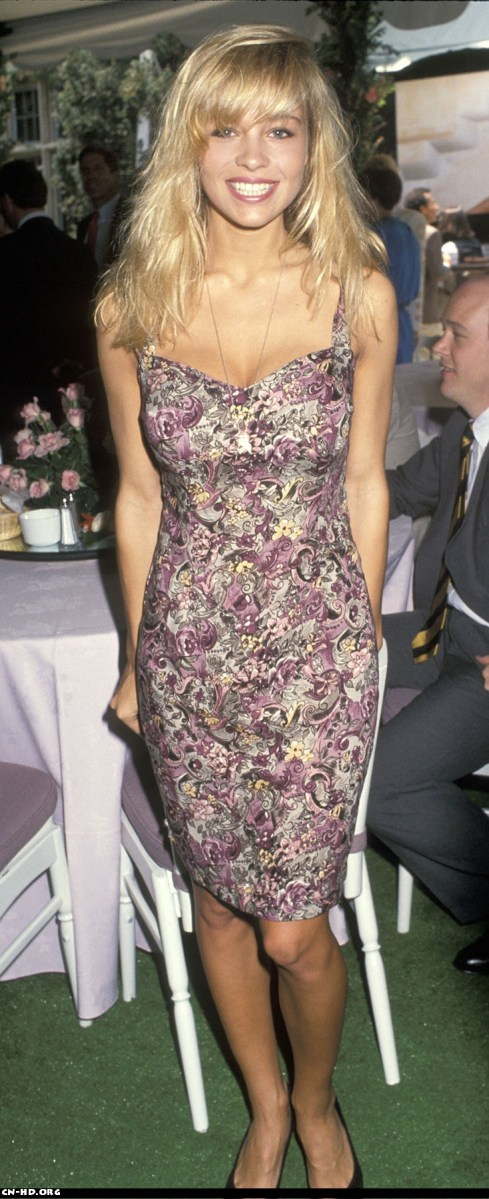 Pamela Anderson before plastic surgery!