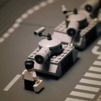 Reflection of Life With LEGO bricks [32 PICS]