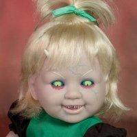 Scary Dolls!