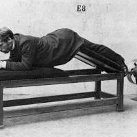 Fitness hundred years ago [8 PICS]