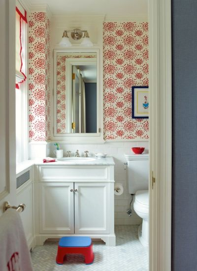 Top 10 Powder Room Wallpapers | McGrath II Blog