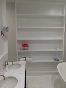 Small Of Images Of Bathroom Shelves