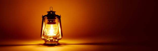 Mason Jar Oil Lamp | 133 Homesteading Skills