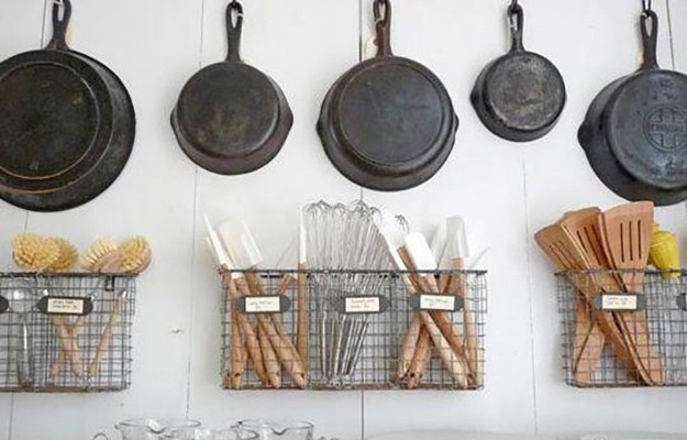 Storing | 5 Must-Know Tips for Cooking with a Cast Iron Skillet