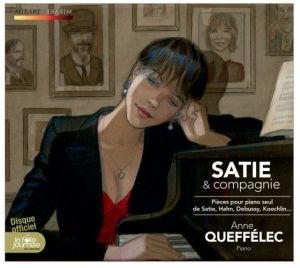 Musique classique au piano, Satie et compagnie