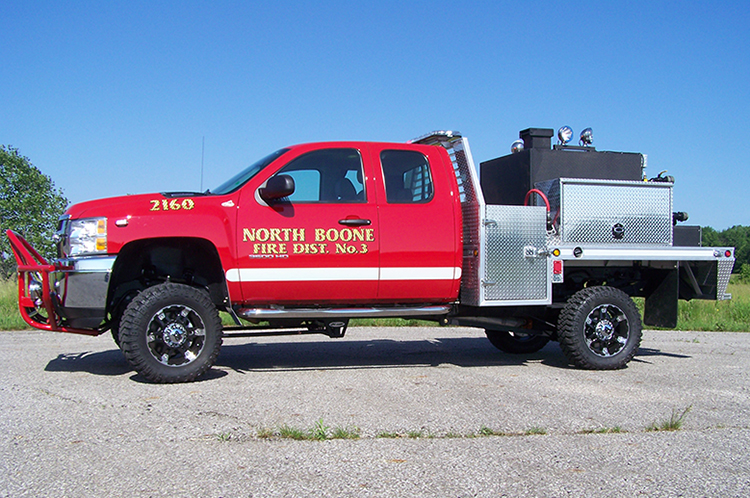 #98 North Boone Fire District