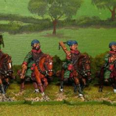 CH08 Cavalry with Cossbows.