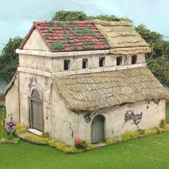 Romano British Church