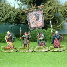 28mm Pict Command 1 Standing