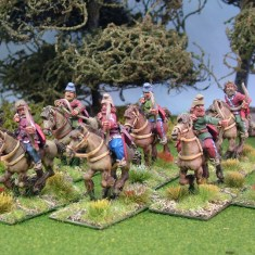28mm scythian light cavalry horse archers