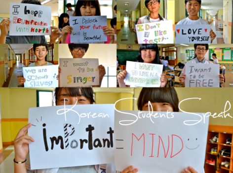 Korean Students Speak