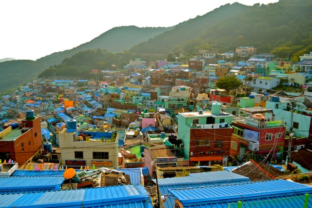 Gamcheon Culture Village - Busan, Korea