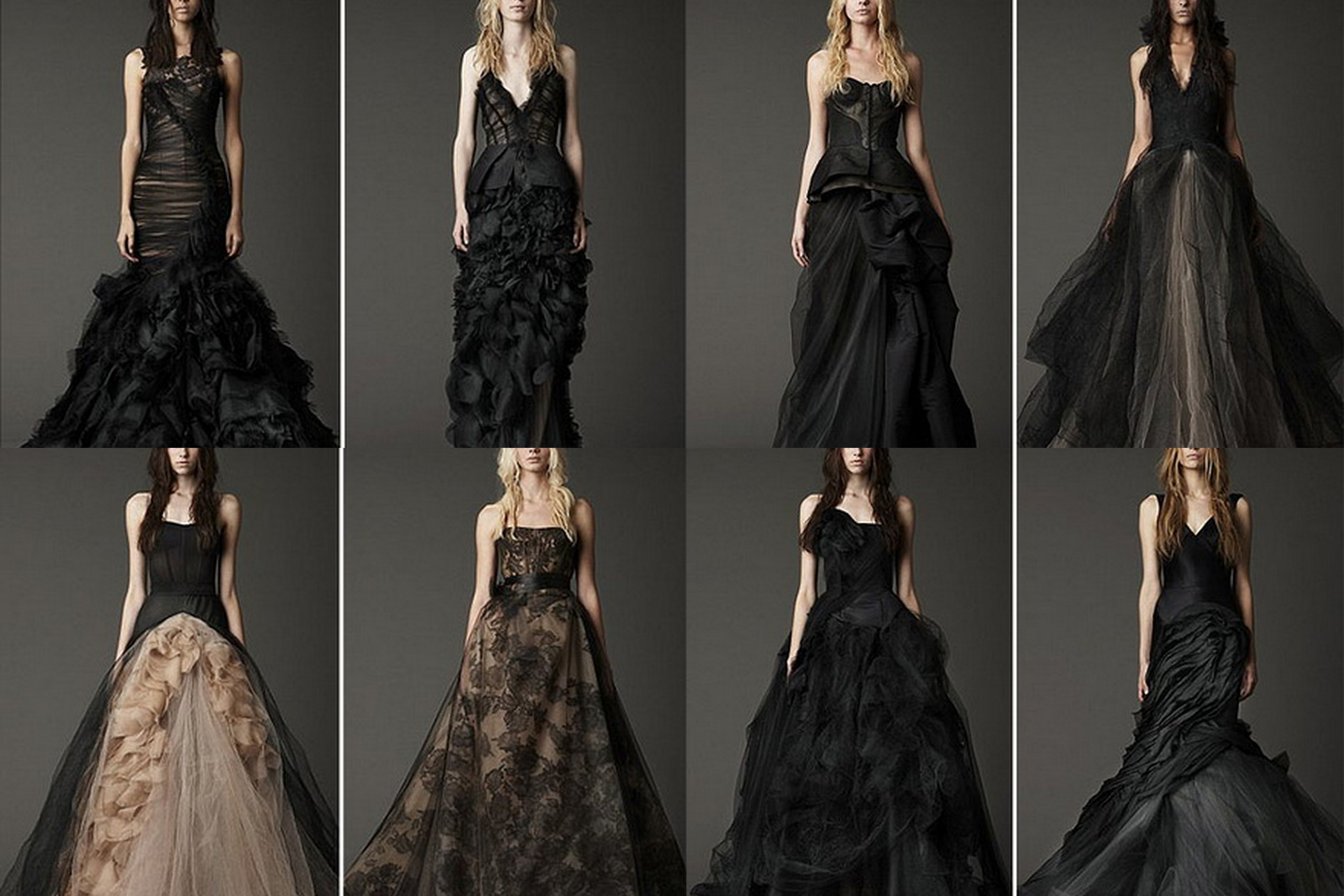 couture or costume the black wedding dress 4 black wedding dress Image Image