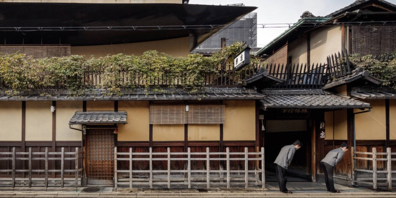 A Look at Japan's Historic Ryokan