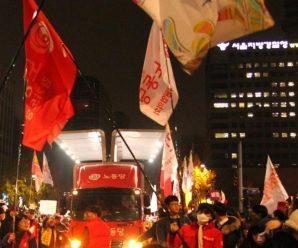 [발행인 편지] 난장판을 만들자 – 촛불 이후 좌파정당의 과제