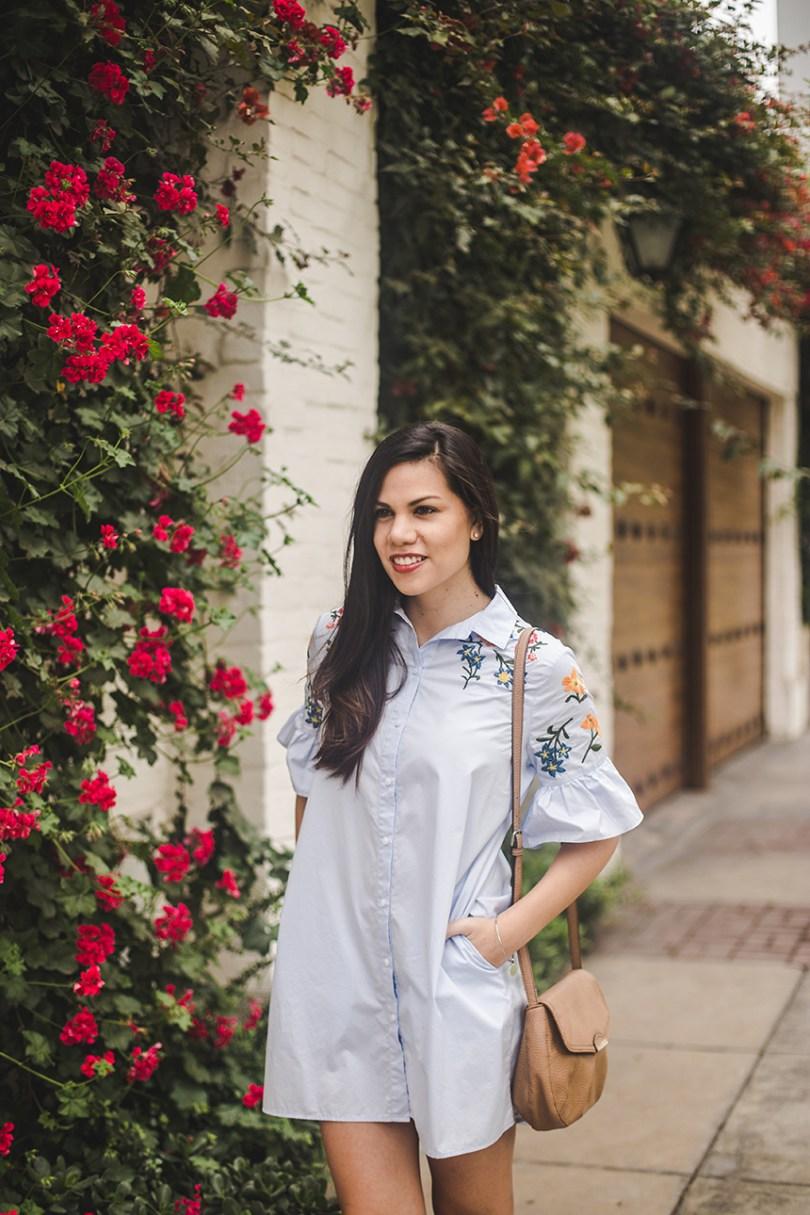 closet mama vestido con botones IMG_6612