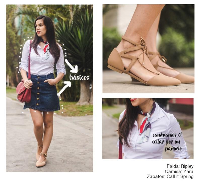 look navidad falda omg blog
