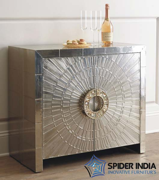 White Metal Furniture  Spider India