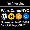 WordCampNYC – Nov 14-15