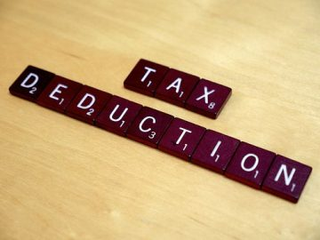 Tax Deductions photo