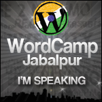 I'm Speaking WordCamp Jabalpur 2011