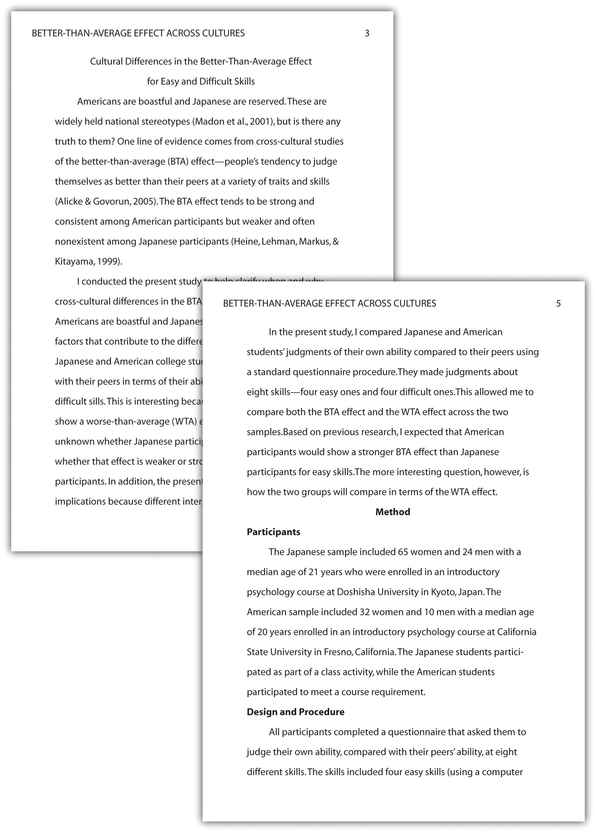 apa format examples want templates - Apa Format Essay Sample