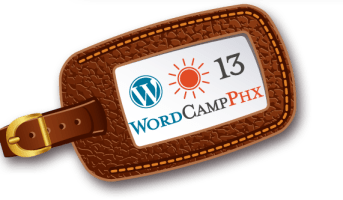 Wordcamp Phoenix 2013 Logo