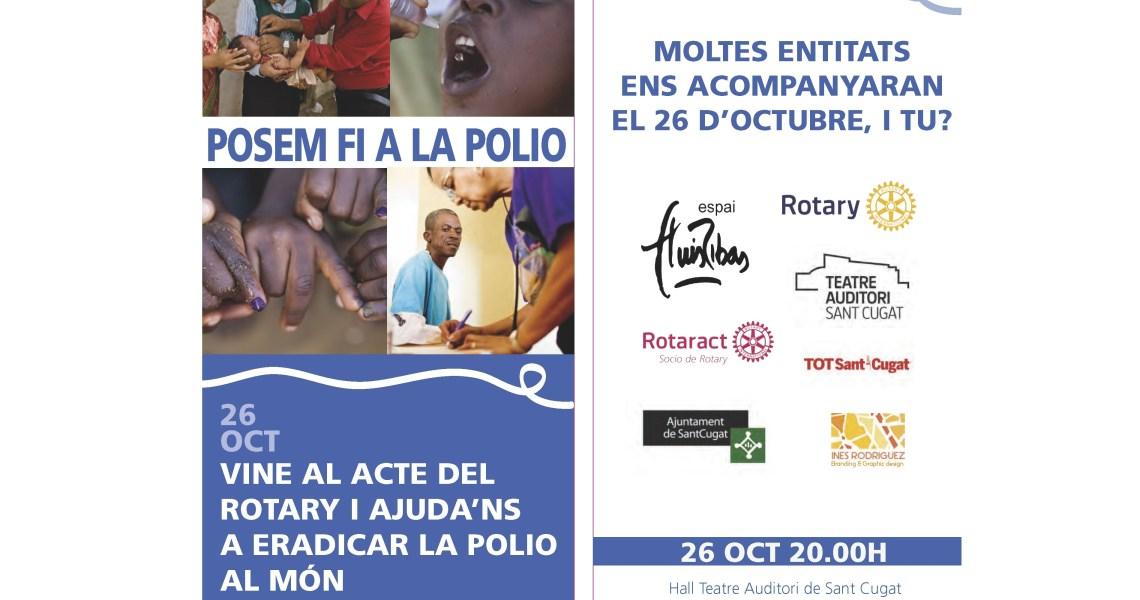 Acto Polio RC Sant Cugat