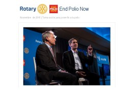 Boletin End Polio Now