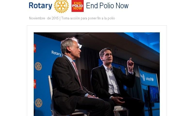 Boletin End Polio Now