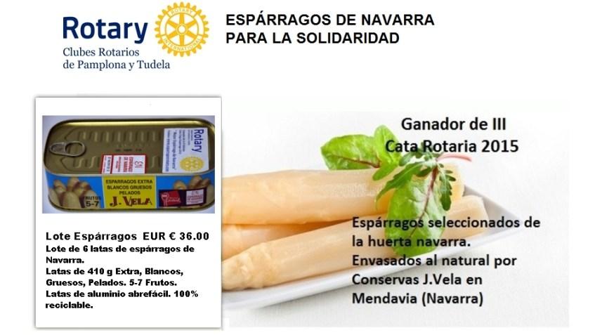 III Cata Esparrago Navarra