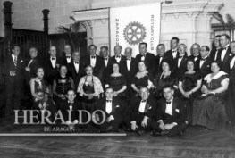 Rotary Zaragoza 1936