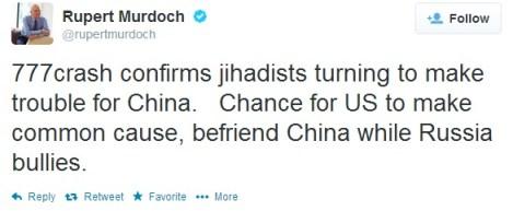 Murdoch Malaysia tweet 2