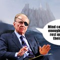Murdoch's Media Monopoly: Are the Globalists Streamlining Their PR for WWIII?