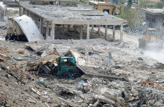 1-Israeli-Attack-on-Syria