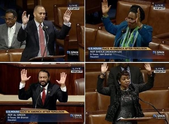 congress-members-hands-up-dont-shooter