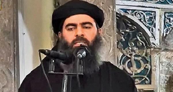 Al-Baghdadi-ISIS