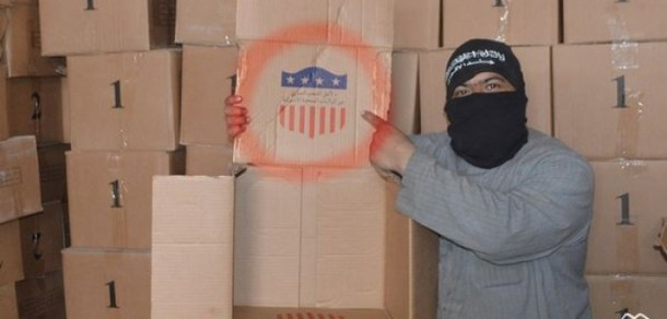 US AID in Syria