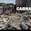 Saudi Bombing Campaign Massacres Dozens of Yemeni School Children