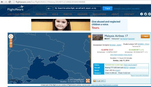 Updated-FlightAware-MH17-July-13-2014