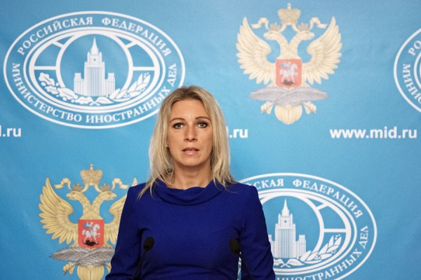 Briefing by Russian Foreign Ministry spokeswoman Maria Zakharova