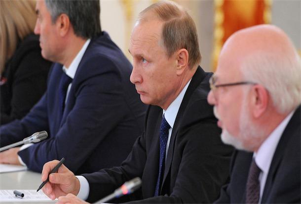 Putin Attacks US 'Information Warfare': Civilian Bombing Reports Emerged BEFORE Strikes Began