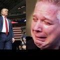 Watch as Trump Gatecrashes Glenn Beck's Cruz Caucus Event in Nevada