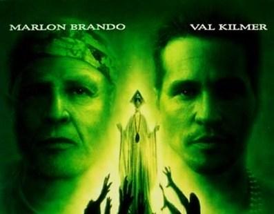 Kilmer versus Brando in the not-so-good mutation of a movie adaptation. 1996.