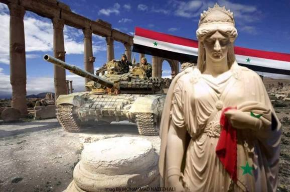 Palmyra liberated