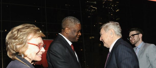 Soros and Mukwege