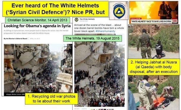 white helmet infographic