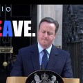 The Fuddy Duddies Have It – Cameron Resigns Following BREXIT Vote