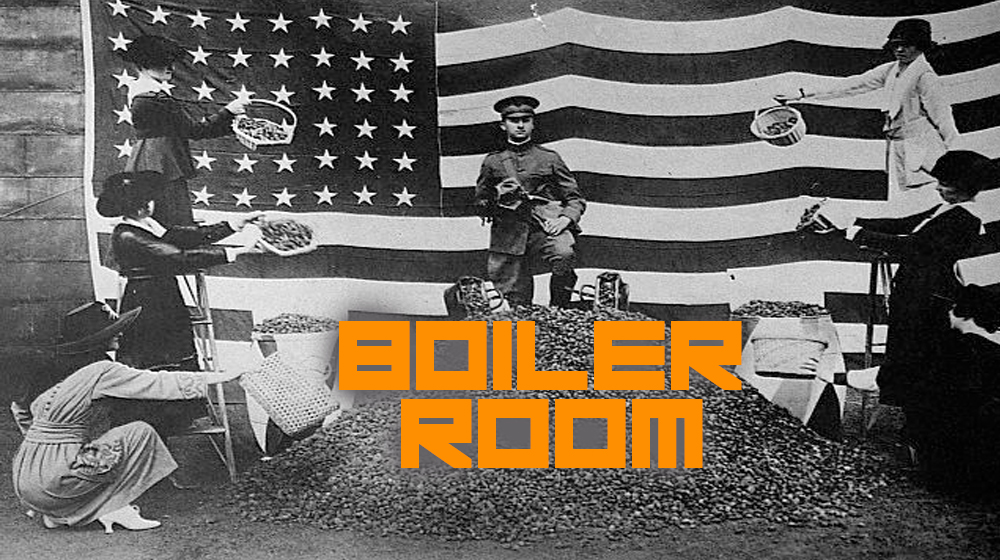 Boiler Room EP #86 - Kek Comes To Pizzatown