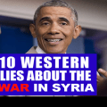GUIDE: Top 10 Western Lies About the Syrian Conflict